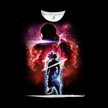 Super Saiyan Shirt - Dragonball Super Goku VS Jiren - TL01402AO