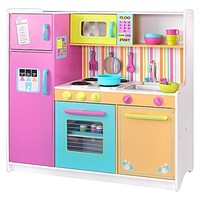 Deluxe Big and Bright Kitchen by KidKraft