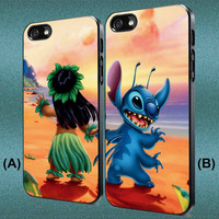 Disney Stitch and Lilo Best Friend Custom Case iPhone Case,Samsung Galaxy Case For iPhone 4,4s,5,5s,5c,6 Galaxy s3,s4,s5