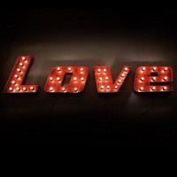 Kare Love Wall Light - Urban Outfitters