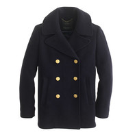 J.Crew Womens Majesty Peacoat