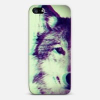 Wolf iPhone & iPod case by Serch Vazquez | Casetagram