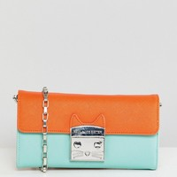 Paul & Joe Sister Clutch Cross Body Bag at asos.com