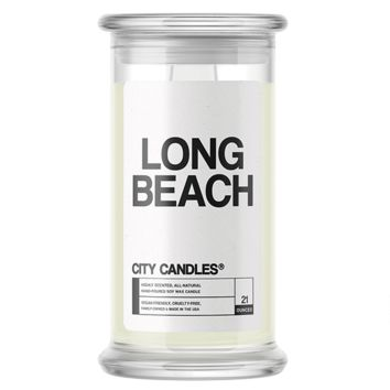 Long Beach | City Candle®