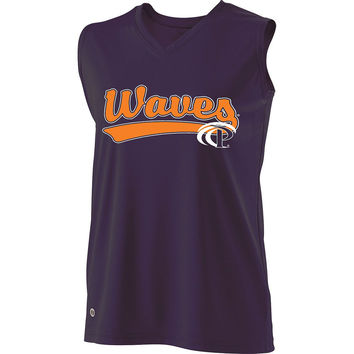 Holloway 228353 Ladies Curve Jersey - Pepperdine