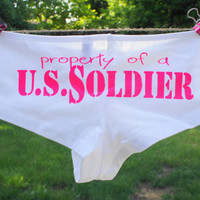 "military undies. ""Property of"". underwear marine corps air force usaf usmc navy army"