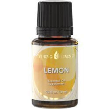 Young Living Lemon Essential Oil - 15 Milliliters