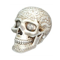 Celtic Skull by Summit Collection (Bone)