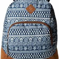 Roxy Juniors Fairness Backpack, Denim, One Size
