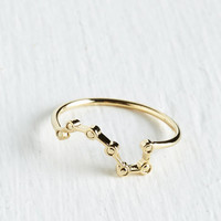Quirky Ursa Major League Ring by ModCloth