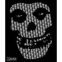 Misfits Fleece Blanket