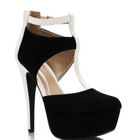 Opposites-Attract-Open-Booties BLACK - GoJane.com