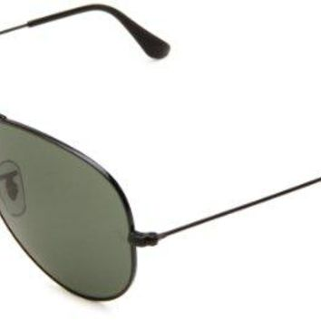 RayBan RB3025 Aviator Large Metal Non-Polarized Sunglasses