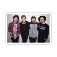 5 Seconds of Summer Sticker