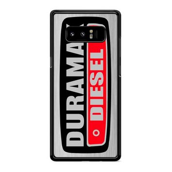 Duramax Diesel On Plate Samsung Galaxy Note 8 Case