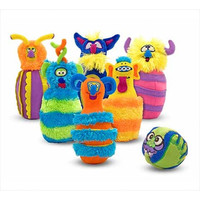 Melissa and Doug <strong>Melissa and Doug</strong> Monster Bowling