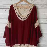 Tomi Fringed Top