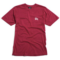 Basic Stussy T-Shirt Grape