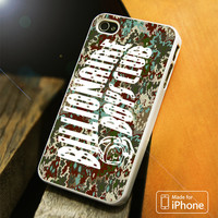 Billionaire Boys Club Camo iPhone 4S 5S 5C SE 6S Plus Case