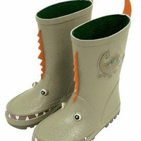 "Kidorable ""Dinosaur"" Rainboots Unisex Baby & Toddler Rainwear - Kitsel"