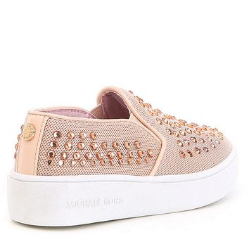 MICHAEL Michael Kors Girls´ Ivy Meadow-T Slip On Sneakers | Dillards