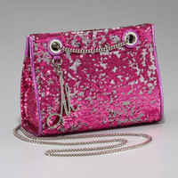 Milly - Samantha Sequined Bag - Bergdorf Goodman