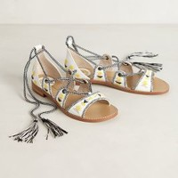 Bungalow Sandals by Anthropologie