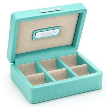 Tiffany & Co. | Item | Accessories box in Tiffany Blue?- leather, small. More colors available. | United States
