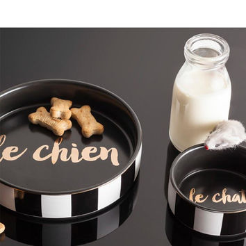 LE CHAT - FRENCH CAT DISH