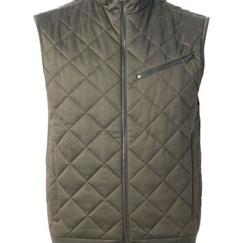 Ralph Lauren Black quilted gilet