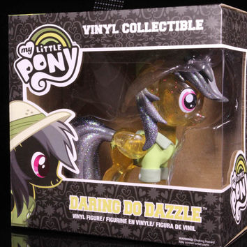 Funko My Little Pony, Daring Do Dazzle Clear Glitter Chase