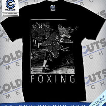 "Cold Cuts Merch - Foxing ""Foxhounds"" Shirt"