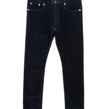 Kennedy Denim Co. - 5-Pocket Corduroy Pants (Deep Navy)