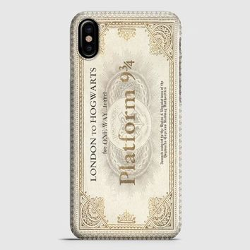 Harry Potter Obsession iPhone X Case