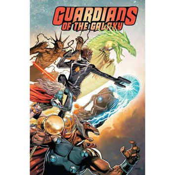 Guardians Of The Galaxy Annual #1 Smith Var