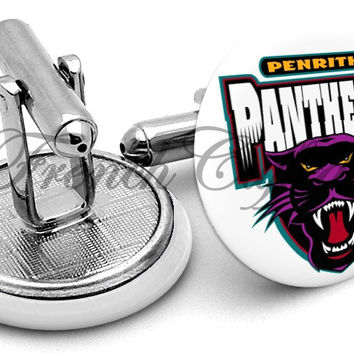 Penrith Panthers Cufflinks