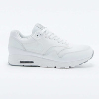 Nike Air Max 1 Ultra Essentials White Trainers - Urban Outfitters