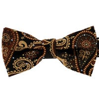 Tok Tok Designs Pre-Tied Bow Tie for Men & Teenagers (B257)