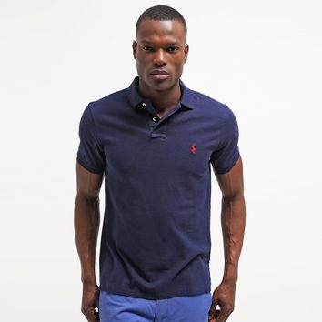 Men's Polo Ralph Lauren Casual Lapel Shirt Top Tee