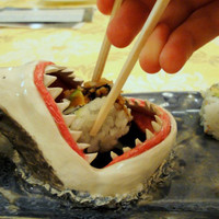 Shark Sushi Plate | Kitchen | Home