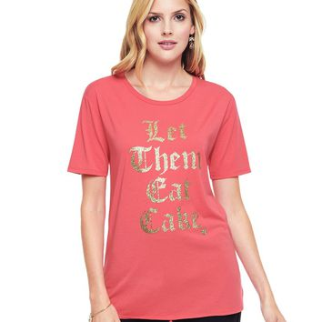 Let Them Eat Cake Tee by Juicy Couture