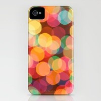 bokeh-ful iPhone Case by Bethany Helzer (Riot Jane) | Society6
