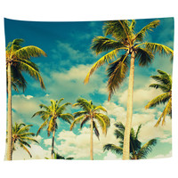 Tropical Sky Tapestry