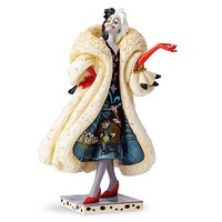 Cruella De Vil Figure by Jim Shore - 101 Dalmatians | Disney Store
