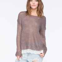 OTHERS FOLLOW Peyton Womens Sweater | Pullovers