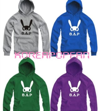 B.A.P BAP Bang Yong Guk ONE SHOT HOODIE SWEATER KPOP NEW GOODS