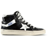 Golden Goose Deluxe Brand patent hi-top sneakers