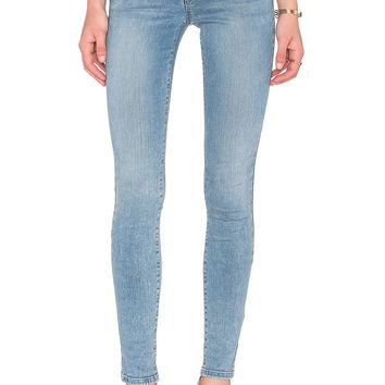 Joe's Jeans Cheri #Hello The Icon Skinny in Medium Dark Blue