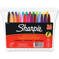 Sharpie Fine Point Permanent Markers, Assorted - Walmart.com