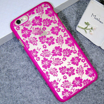 Rose Four-leaf Clover Case Cover for iPhone 5s 6 6s Plus Gift 21